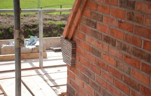 New Build, Brickwork Shrewsbury Shropshire