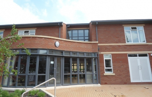 Bromsgrove School, Speller Metcalfe - Brickwork Contract