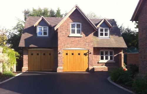 Annex New Build, Shrewsbury
