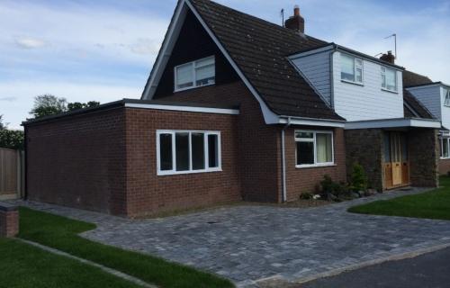 Single Storey Extension, Refurbishment and Kitchen Installation