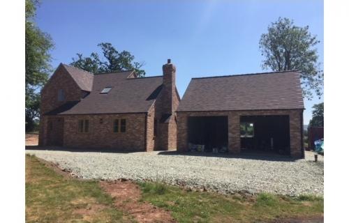 New build, Ryton, Shrewsbury                   - Complete Package
