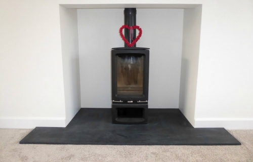 Fireplace by Continental Fireplaces