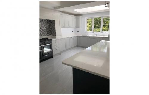 Single Storey Extension, Refurbishment and Kitchen Installation, Shrewsbury