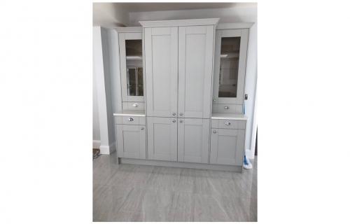 Kitchen Extension & Refurbishment -  featuring Under Floor Heating
