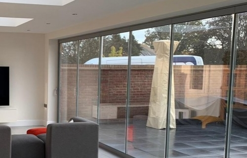 Rear Extension Shrewsbury